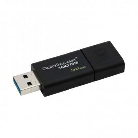 KINGSTON PEN DRIVE USB 32GB DATA TRAVELER 100 G3